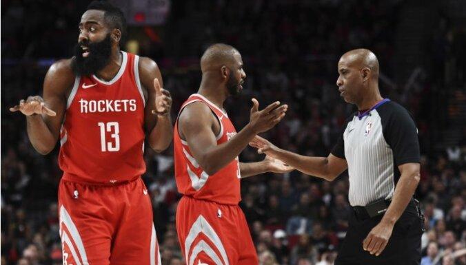 Jukas 'Rockets' komandā – abas superzvaigznes nespēj sadzīvot