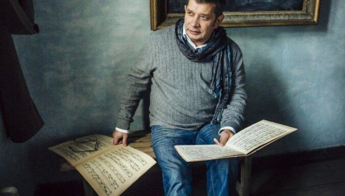 Ar jubilejas koncertu svinēs Artura Maskata 60. dzimšanas dienu