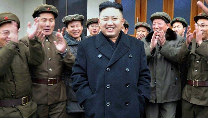 Американские СМИ сообщили о рождении у Ким Чен Ына дочери
