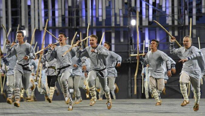 Profesionāļi piedāvā idejas nākamo Deju svētku lieluzveduma un koncerta konkursu nolikumiem
