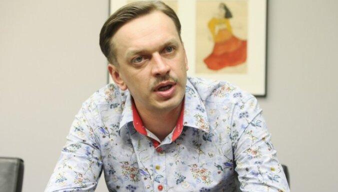 Latvijas Nacionālā teātra direktors Vimba pērn nopelnījis gandrīz 50 000 eiro