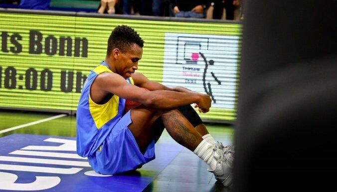 'Ventspils' basketbolisti Rakverē negaidīti zaudē Umbraško vadītajai komandai