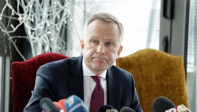Кто сменит Римшевича? Дискуссии о новом президенте Банка Латвии начнутся в октябре