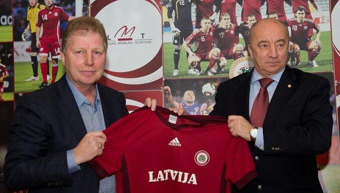 Старков готов уйти из сборной Латвии, но не готова федерация