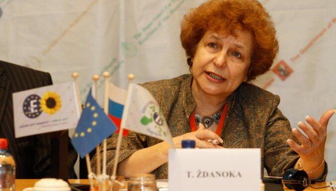 Жданок: каждый пятый член Европарламента против антироссийских решений