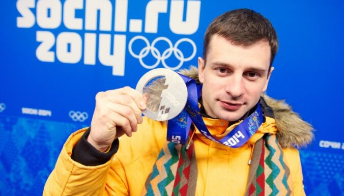 """Мартин Дукурс об олимпийском золоте: """"Ночью вбежал в комнату отца и обнял его"""""""