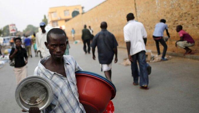 ANO šokē Burundi vadošās partijas atbalstītāju aicinājums 'apsēklot vai nogalināt' opozicionārus