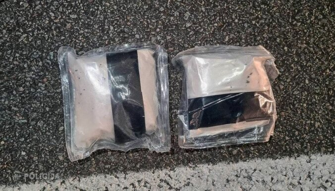 ФОТО. Полиция задержала наркоторговцев: изъята марихуана, MDMA и почти килограмм изотонитазена