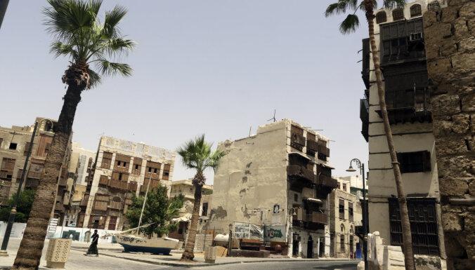 Pirmā pasaules kara memoriālā Saūda Arābijā sprāgst bumba