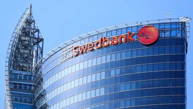 Зарегистрирован холдинг Swedbank Baltics, который будет владеть работающими в Балтии банками группы