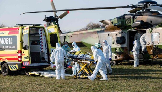 Covid-19: Vācijas veiksmes formula ir 'pārāk lielais' slimnīcu un gultu skaits