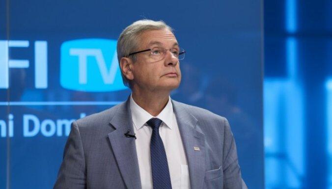 Шадурскис покинет должность министра образования и займет место Пабрикса в Европарламенте