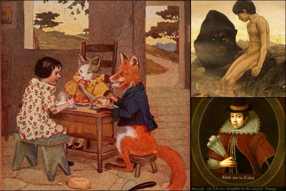 Не для детей. 10 ужасных сказок и легенд, лежащих в основе мультиков Disney