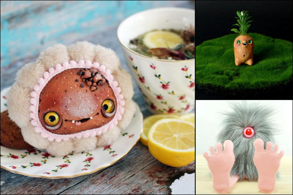 ТЕСТ: Эти существа — милы или ужасны? Выбирай и смотри, что выбрали другие!