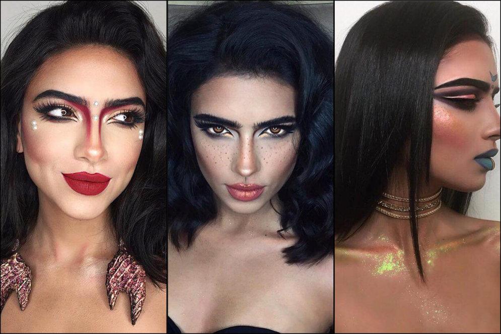 ВИЗУАЛИЗИРОВАНО: идеальные прически и макияж для всех знаков зодиака