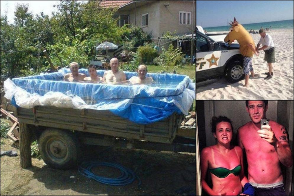 """Не отпуск, а #%$^#: 17 фото и """"гифок"""", на которых люди отдохнули хуже, чем ты"""