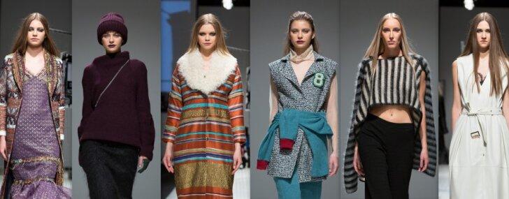 Rīgas modes nedēļas ceturtā diena: drosmīgas līnijas un ērtā mode