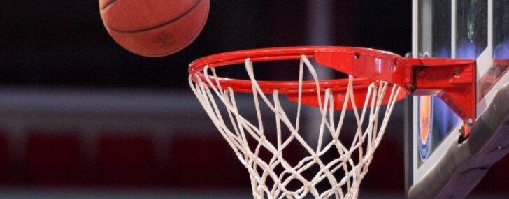 'Ventspils' un 'Jūrmalas' basketbolisti gūst pārliecinošas uzvaras LBL spēlēs