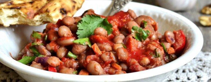 Gavēņa receptes: 19 ātri pagatavojami pupiņu ēdieni – varen sātīgi arī bez gaļas