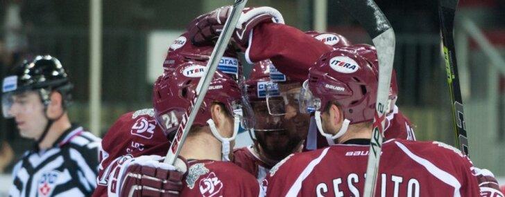 Video: Rīgas 'Dinamo' atspēlējas un pagarinājumā piekāpjas 'Slovan'
