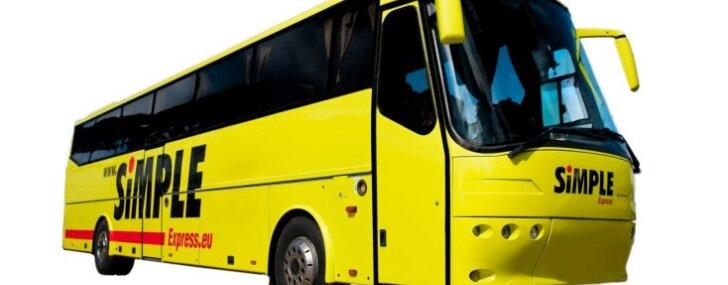 Эстонцы не побили латвийский рекорд по вместимости в автобус