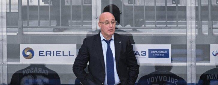 Maskavas 'Dinamo' bez Karsuma sastāvā iemet vienus vārtus un uzvar KHL čempionāta spēlē