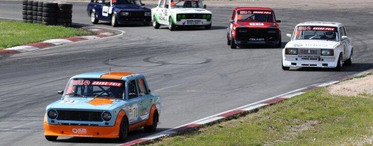 Autošosejas sezona noslēgsies Biķernieku trasē ar jauna formāta sacīkstēm