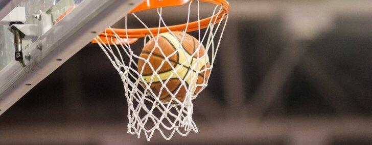 'Jūrmala' LBL spēlē uzvar 'Valka'/'Valga' basketbolistus
