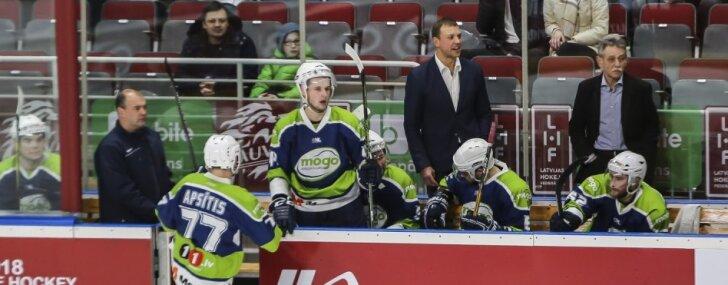 'Mogo' un 'Prizma' izcīna pārliecinošas uzvaras OHL čempionāta spēlēs