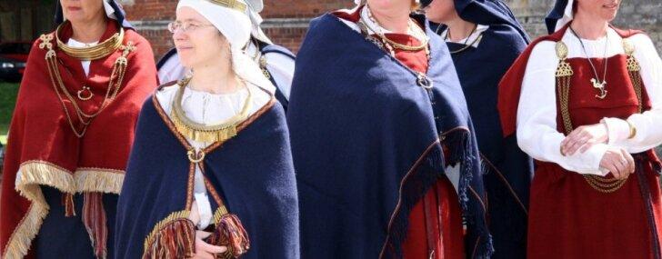Folkloras draugu kopa 'Skandinieki' svinēs 40. jubileju