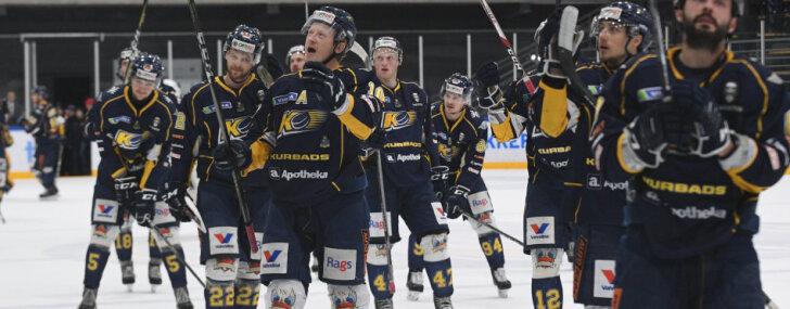 Valsts čempionvienību hokejā 'Kurbadu' papildina uzbrucējs Homjakovs