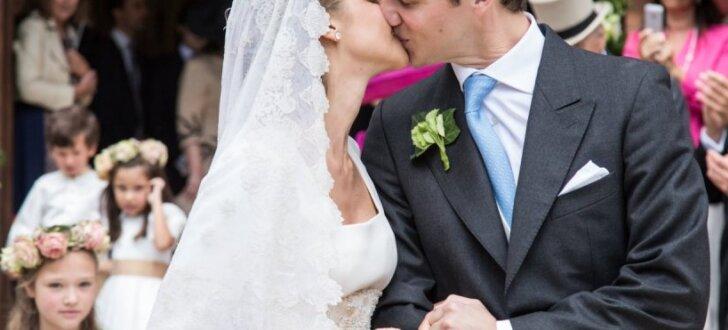 ФОТО: Бельгийская принцесса Аликс вышла замуж за графа