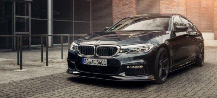 'AC Schnitzer' pārveidotā BMW 5. sērija