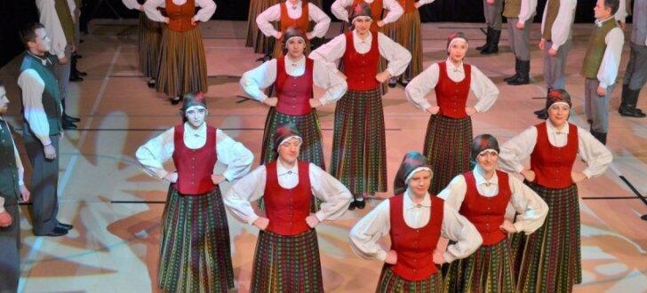'Latvijas Goda apļa' sadancošana Jelgavas novadā