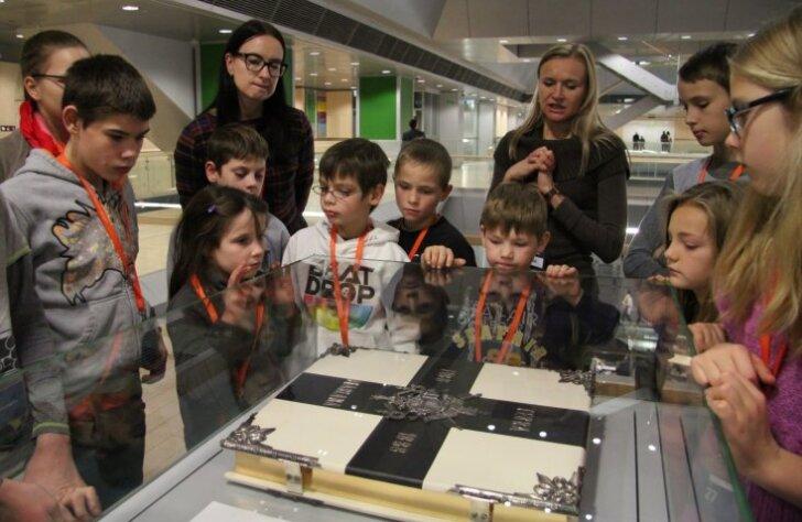 Foto: Labdarības organizācijas novadu bērniem dāvā neaizmirstamu ciemošanos Rīgā