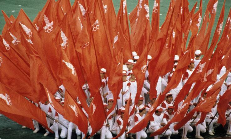 1980. gads: Olimpiāde Maskavā, 'Solidaritāte' Polijā, Reigans uzvar Kārteru ASV