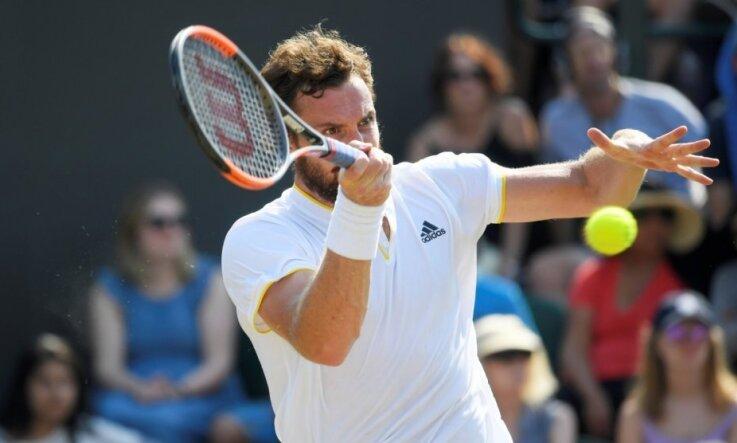 Visiem Latvijas tenisistiem kritums ATP pasaules rangā