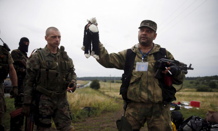 2014. gads: Latvijā jauna nauda un Gaismas pils, Ukrainā turpinās karš
