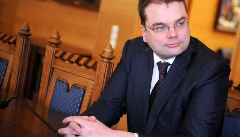 Birkmanis palīdz uzņēmuma 'Pasažieru vilciena' jaunajai valdei; pagaidām nav piedāvāts amats uzņēmumā