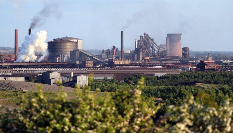 Bankrotējis bijušais iespējamais 'Liepājas metalurga' pircējs 'British Steel'