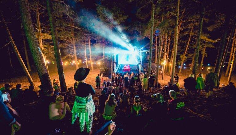 'Positivus' festivālā būs jauna deju mūzikas zona 'Teritorija X'