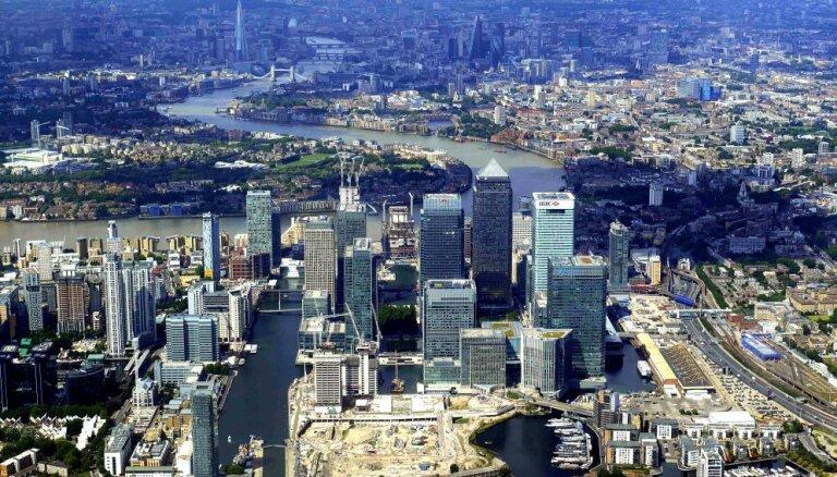 Brexit нанесет сокрушительный удар по финансовому сектору Великобритании
