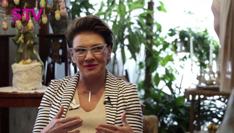 Žanna Dubska: tie, kuriem nav bērnu, nevar saprast, ko nozīmē būt mātei