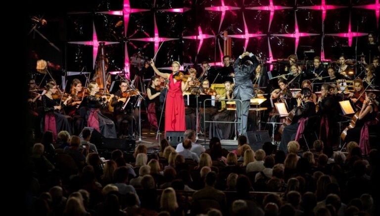 Koncerts 'Dzimuši Latvijā' būs vērojams arī televīzijas ekrānos