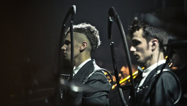 'Instrumenti' laiž tirdzniecībā papildus biļetes uz koncertu 'Arēnā Rīga'