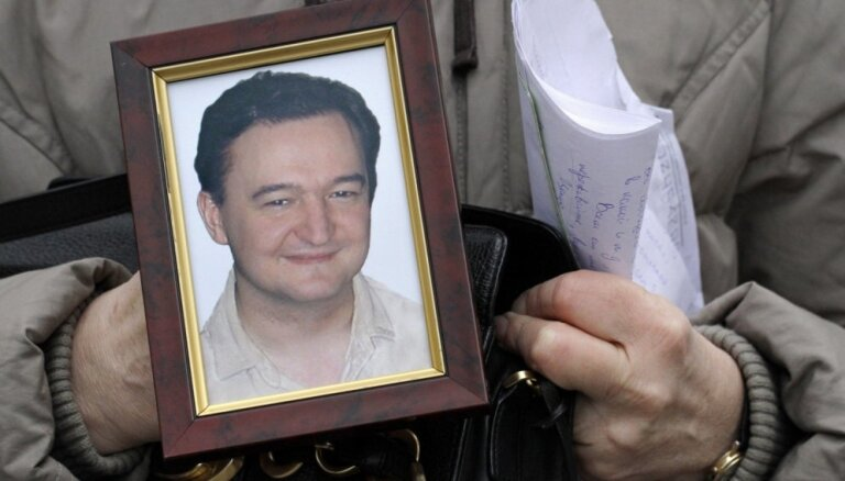 Латвийская полиция арестовала активы на полмиллиона долларов по делу Магнитского