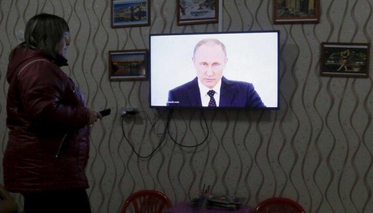 Литва призывает ужесточить санкции в отношении России из-за выдачи паспортов на Донбассе