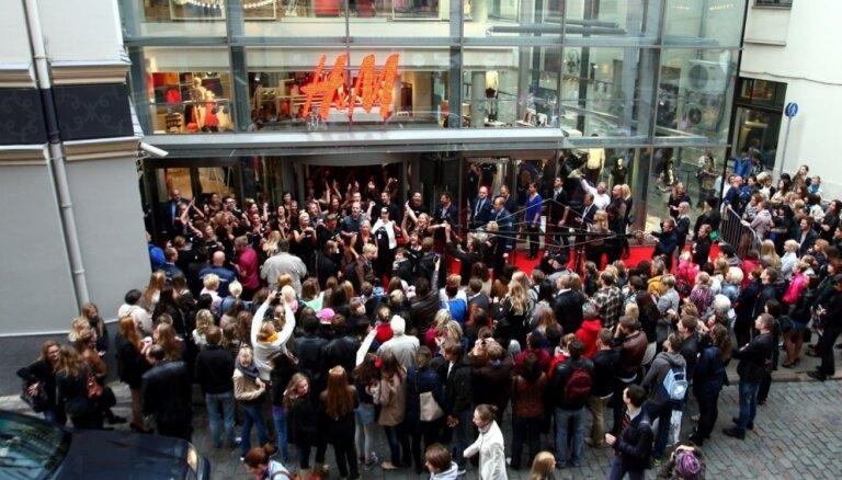 Латвийский лидер среди торговцев одеждой и обувью – шведский концерн