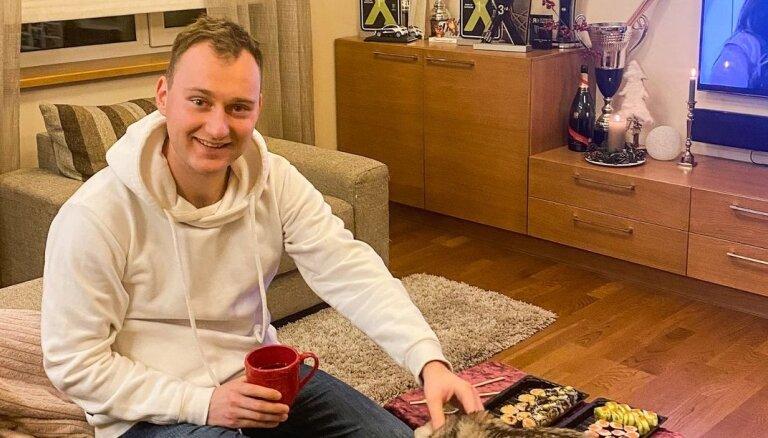Autosportists Reinis Nitišs saslimis ar Covid-19