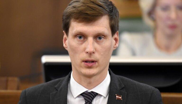 'KPV LV' ekonomikas ministra amatam varētu apspriest Ralfa Nemiro kandidatūru